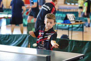 Galeria Turniej Tenisa Stołowego dla dzieci, młodzieży i dorosłych o Puchar Starosty Leżajskiego