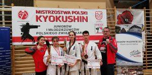 Galeria Sukces LKKK na Mistrzostwach Polski Juniorów i Młodzieżowców