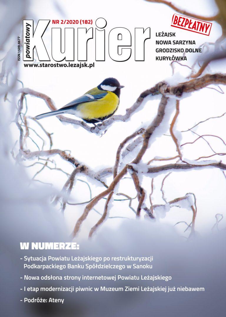 Kurier Powiatowy - Aktualny Numer 2/2020 (182)