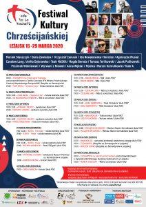 Galeria Festiwal Kultury Chrześcijańskiej 2020