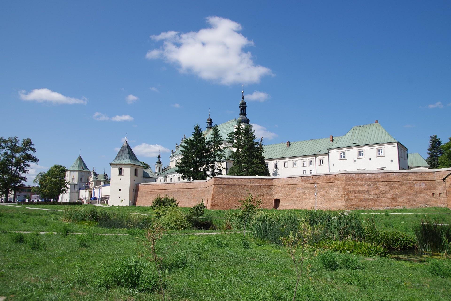 Bazylika i klasztor w Leżajsku