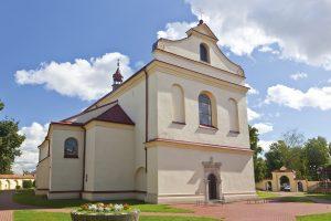 Galeria Zespół Kościoła Farnego w Leżajsku