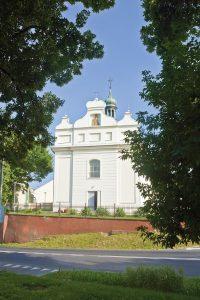 Galeria Kościół filialny pw. Jezusa Miłosiernego