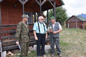 Galeria Zawody wędkarskie o Puchar Starosty Leżajskiego