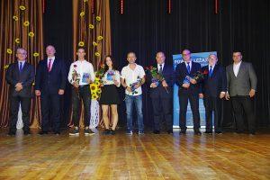 Galeria Przyznano Nagrody Powiatu Leżajskiego