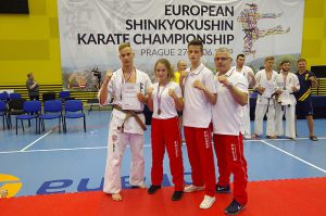 Galeria CSWiS na Mistrzostwach Europy w Pradze
