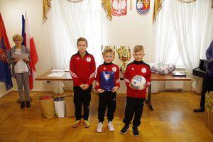 Galeria Podsumowanie rozgrywek Powiatowej Ligii Juniorek, Orlików, Młodzików i Trampkarzy 2019