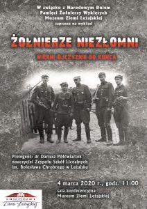 Galeria Pamięci Żołnierzom Wyklętym