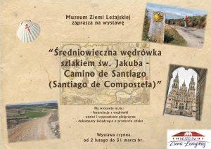 Galeria Średniowieczna wędrówka szlakiem św. Jakuba – Camino de Santiago