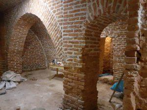 Galeria Trwa rewitalizacja piwnic w Muzeum Ziemi Leżajskiej