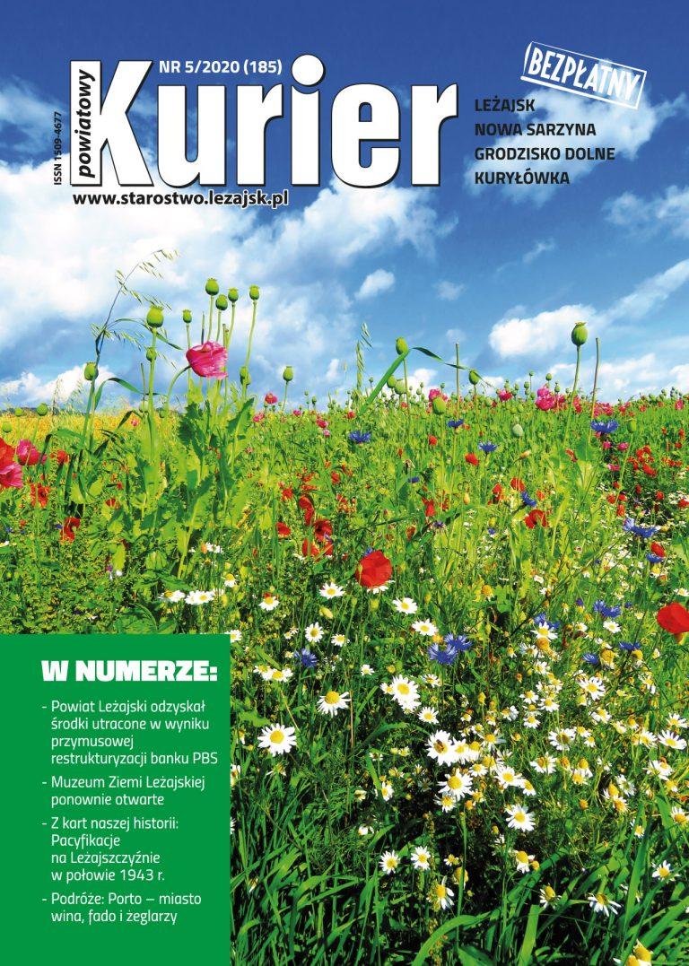 Kurier Powiatowy - Aktualny Numer 5/2020 (185)