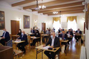 Galeria Sesja absolutoryjna Rady Powiatu Leżajskiego