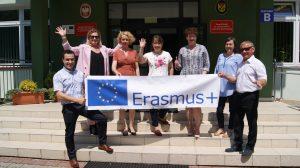 Galeria Zespół Szkół w Brzózie Królewskiej w programie Erasmus Plus! Mobilność kadry edukacji szkolnej