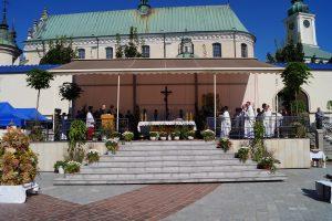 Galeria XXI Pielgrzymka Służb Mundurowych Województwa Podkarpackiego i XXI Dożynki Powiatowe
