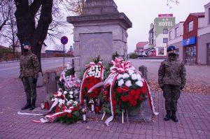 Pomnik poległych w walkach niepodległościowych