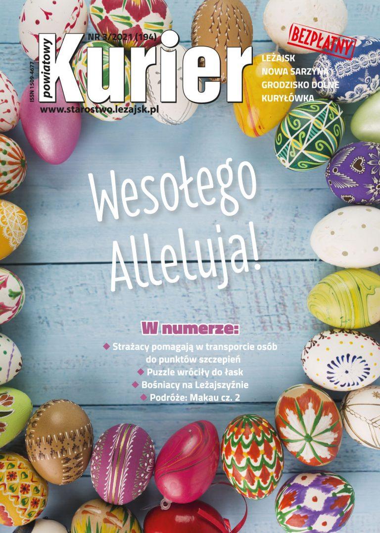 Kurier Powiatowy - Aktualny Numer